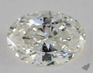 oval1.03 Carat ISI1