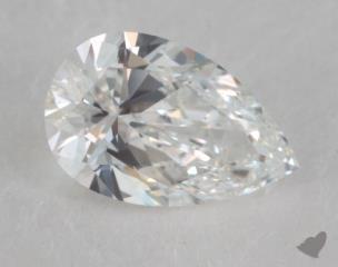 pear0.76 Carat FSI1