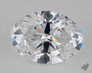 oval1.55 Carat DIF