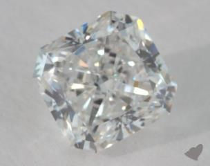 radiant0.80 Carat GVVS1