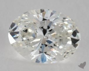 oval0.82 Carat ISI2
