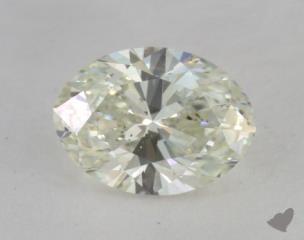 oval1.01 Carat JSI1