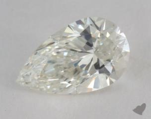 pear0.70 Carat JSI1