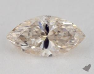 marquise0.52 Carat light pinkI1