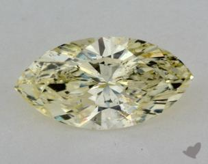 marquise0.70 Carat  yellowSI2