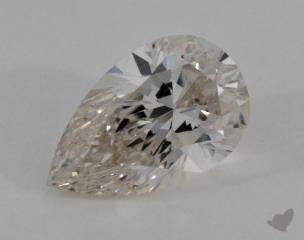 pear0.80 Carat KVS2
