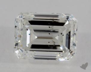 emerald0.90 Carat HSI2