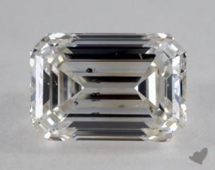 emerald0.90 Carat JSI2