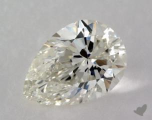 pear0.79 Carat JSI1
