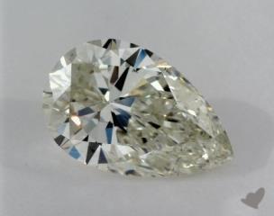 pear0.84 Carat KVS1