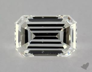 emerald0.70 Carat HSI2