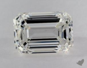 emerald0.80 Carat HVS2