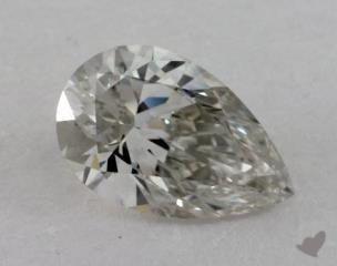 pear0.70 Carat KVS2