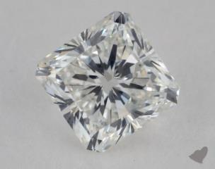 radiant0.80 Carat FVS2
