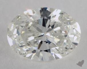 oval1.01 Carat ISI2
