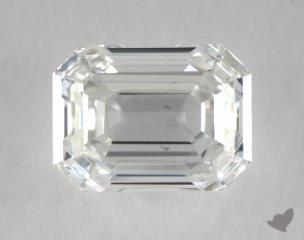 emerald0.71 Carat HSI1
