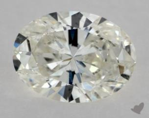 oval1.00 Carat ISI2