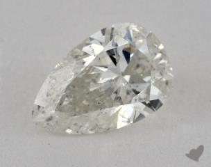 pear1.01 Carat JI1