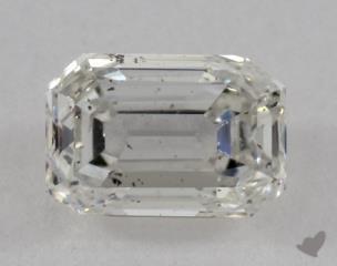 emerald0.72 Carat ISI2