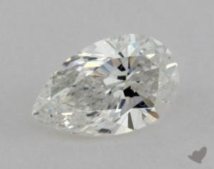 pear0.70 Carat DSI1