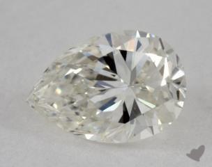 pear0.71 Carat JVS1
