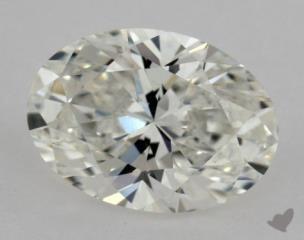 oval0.80 Carat GVS1